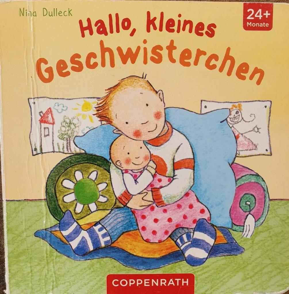 """""""Wir bekommen ein Baby"""" - Kinderbücher zum Leben mit einem neuen Geschwisterkind"""