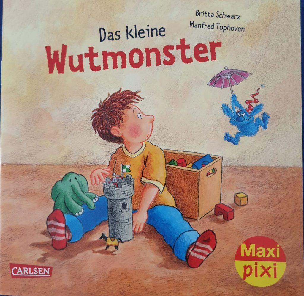 """""""Ängstlich, wütend, fröhlich sein"""" - Kinderbücher über Gefühle"""