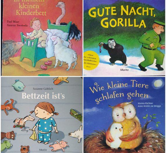Unsere Lieblings-Kinderbücher zum Einschlafen